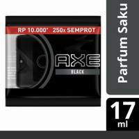 Axe Pocket Parfume Saku Black 17ml