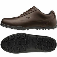 Sepatu Golf MIZUNO Walking Brown Size 40 (51GQ199055) ORI (BNIB)