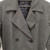 blazer dress baju wanita kerja karir coat musim dingin elegan tebal