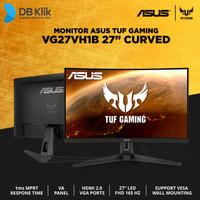 LED Monitor Gaming ASUS TUF VG27VH1B 27 Curved 165Hz Full HD HDMI VGA