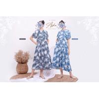Azka Home Dress by Amima - Daster Cantik Katun Rayon