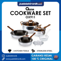 Oxone OX911 – Cookware Set