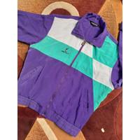 Panda Polo color block jacket