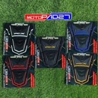 aksesoris honda PCX 160 protector bahan karet