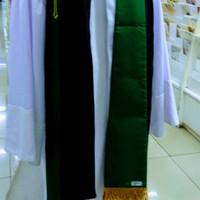 Baju/Toga Pendeta warna putih, NO collar