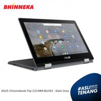 ASUS Chromebook Flip C214MA-BU393/Intel Celeron/4GB/32GB - Dark Grey