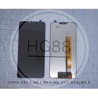LCD OPPO A3S/A5/REALME C1/ REALME 2 FULLSET TOUCHSCREEN UNIVERSAL