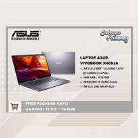 Asus VivoBook 14 A409J Intel core i3-1005G1 CPU Ram 4 GB/1 TB HDD