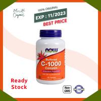 Now Foods Vitamin C Buffered C-1000 Complex with Bioflavanoids-90 Tabs
