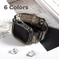 GLACIER IWATCH STRAP COVER SERIES 1-6 APPLE WATCH