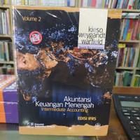 Buku Akuntansi Keuangan Menengah Jilid 2 Edisi IFRS ori by Kieso