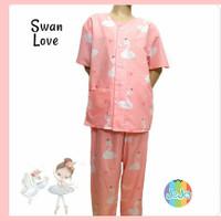 Baju Tidur Celana Panjang Anak Perempuan 8-10-12Tahun-Remaja/Dewasa