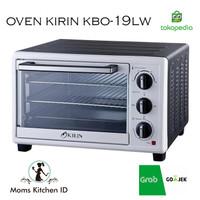 Kirin Oven Listrik KBO-190 LW (19 Liter) - MKID - GOJEK/GRAB ONLY