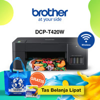 Brother Printer Ink Tank DCP-T420W Print Scan & Copy DCPT420W