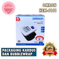 tensimeter digital OMRON HEM 6161 pergelangan tangan