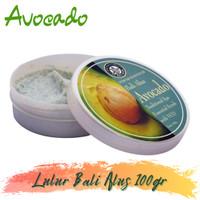 Bali Alus Lulur Cream 100gr - Avocado