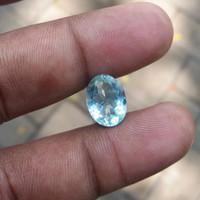 Natural Aquamarine Beryl Batu Aquamarine beryl CT 4