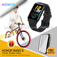 HONOR Band 6 Smart Watch 1.47'' AMOLED NFC Original Garansi