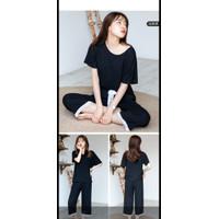 Baju Tidur Wanita Celana 3/4 / Baju santai / Piyama Wanita