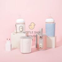 Little Dimple Baby Milk Bottle Warmer