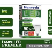 Hannochs Lampu LED Premier 50 watt - cahaya Putih