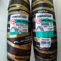 ban Motor CORSA PLATINUM R46 90/80-17 ring 17 soft compound