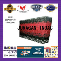 Kasur Inoac No 2 Tebal 20 Cm Murah Type Busa Eon Lg d23