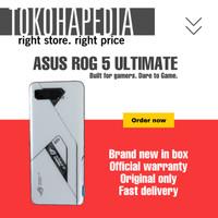 ASUS ROG PHONE 5 PRO 12GB RAM 128 256 512 STORAGE RESMI - ROG 5 128GB