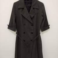 blazer dress baju wanita kerja karir coat musim dingin elegan eksklusi