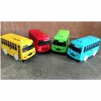Bus tayo plastik ( 4 pc )