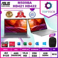 LAPTOP ASUS M509BA - AMD A4 9125 4GB 256GB 15.6″ AMD RADEON W10+OHS