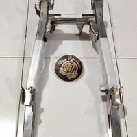 Swing Arm KAZE Pnp Honda CB GL MP Tiger Crom