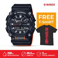 Casio G-Shock Jam Tangan Pria GA-900C-1A4DR Analog Digital Original