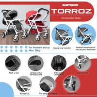Babydoes CH 824 Torroz Reversible Stylish Stroller