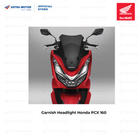 Garnish Headlight (Hiasan Lampu Depan) Honda PCX 160 3310AK1ZG00