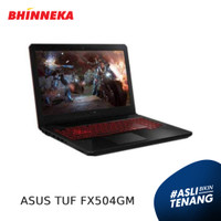 ASUS TUF FX504GM-E4073T Intel Core i5 8GB/1TB Windows 10 ORI Gun Metal