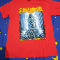 T-Shirt Original Siksa Kubur - Anak Lelaki Dan Serigala