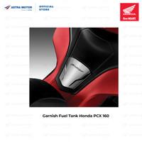 Garnish Fuel Tank (Hiasan Tutup Bensin) Honda PCX 160 08F47K1ZG00
