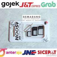 NANO SIMCARD ADAPTER NOOSY Micro Sim Card Murah