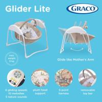 Graco Swing Glider Lite Benny & Bell / Ayunan Bayi