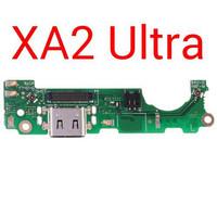 Board Konektor Charger - Mic - Antena Sinyal - Sony Xperia XA2 Ultra