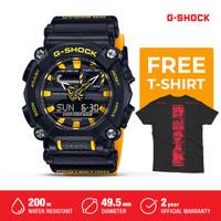 Casio G-Shock Jam Tangan Pria GA-900A-1A9DR Analog Digital Original