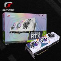 COLORFUL iGame GeForce RTX 3060 Ultra W OC 12G-V GDDR6 White RTX3060