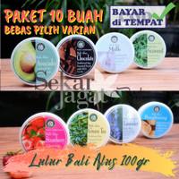 [GROSIR 10] Bali Alus Lulur Cream 100gr
