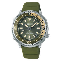 Jam Seiko Prospex Urban Safari Olive Green Baby Tuna SRPF83K1 SRPF83