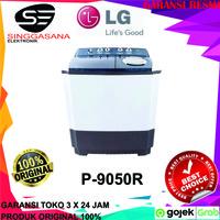 Mesin Cuci LG P-9050R / P9050 / P 9050 , mesin cuci LG 2 tabung 9 kg