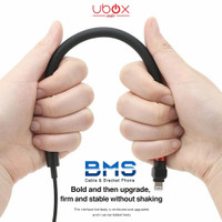 Ubox BMS Cable & Bracket Phone Support Vooc