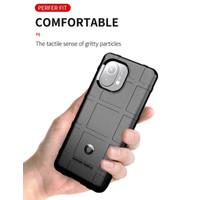Casing Xiaomi Mi11 Mi 11 Armor Shield Armor Softcase Cover Soft Case