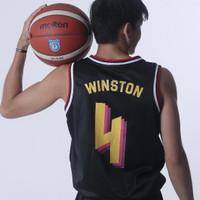 Bali United Penambahan Name Set Jersey Basket 2021