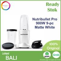 Nutribullet Pro 900W 9pc Matte White